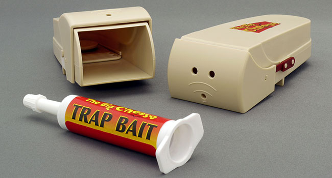 A better way to build a better mousetrap