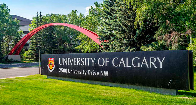 University of Calgary accused of being racist haven