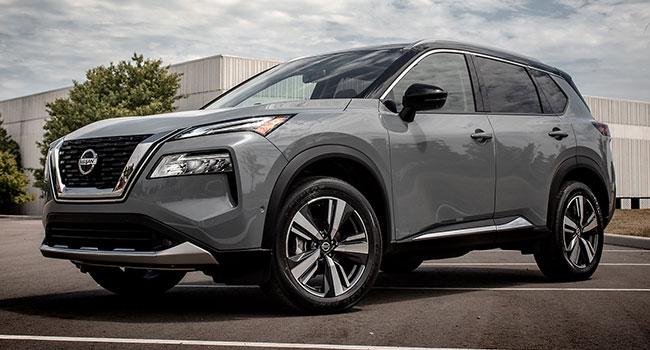 Nissan Rogue 2021
