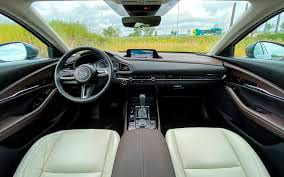 Mazda CX-30 interior