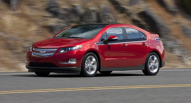 Chevrolet Volt 2011