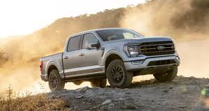 Tremor truck model, car