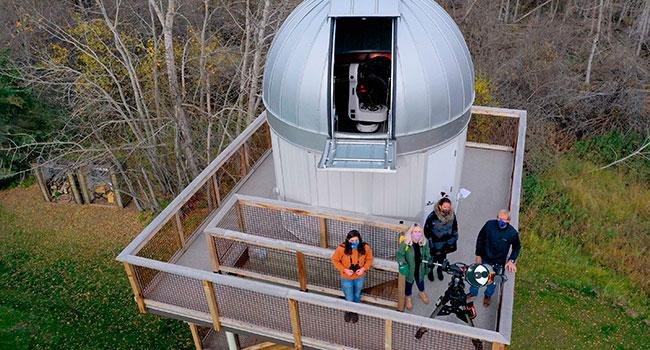 Hesje Observatory