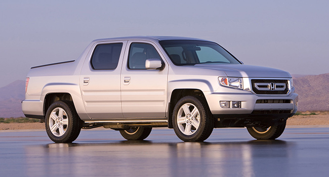 honda Ridgeline 2009 used car