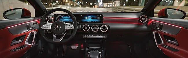 The 2019 Mercedes-Benz A 220