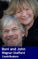 Boni and John Wagner-Stafford: Going paperless will save your business time and money
