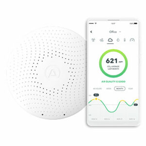 wave plus airthings detection system, health risks