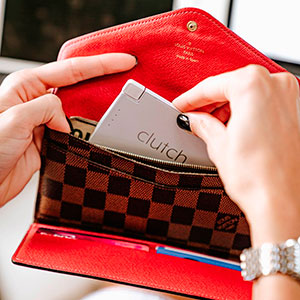 Tiny Clutch Charger gift ideas