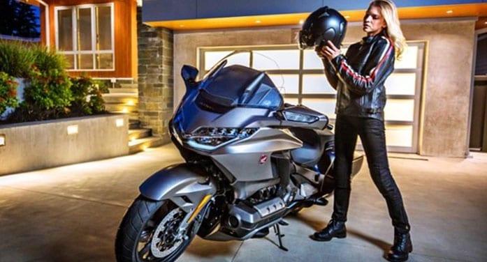 goldwing motorcycle