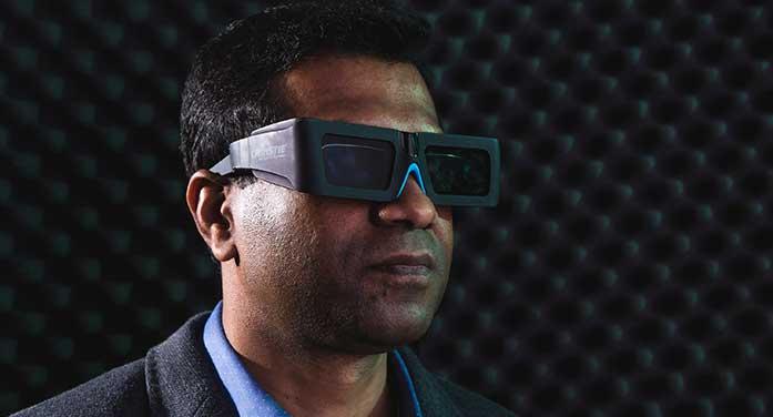 Kumaradevan Punithakumar AI and robotics