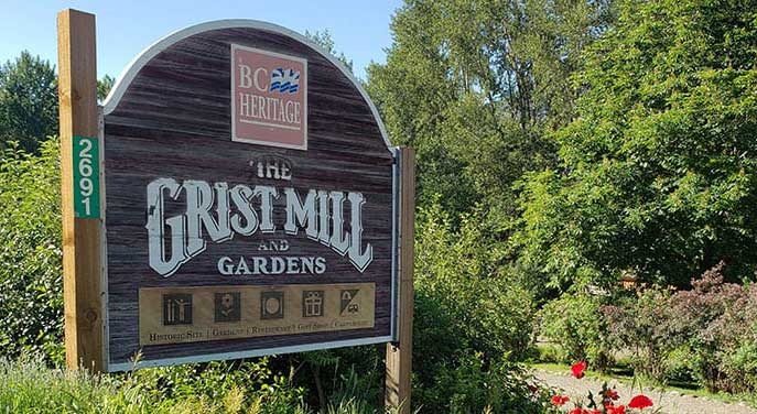 grist mill bc