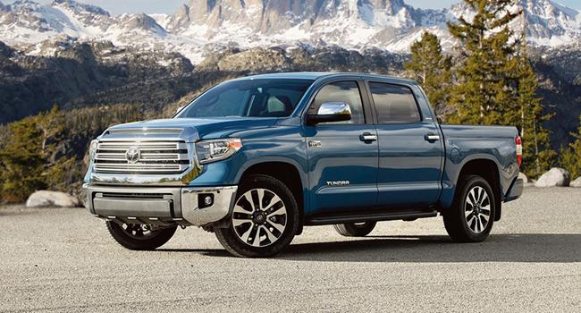 Toyota Tundra 2020 exterior