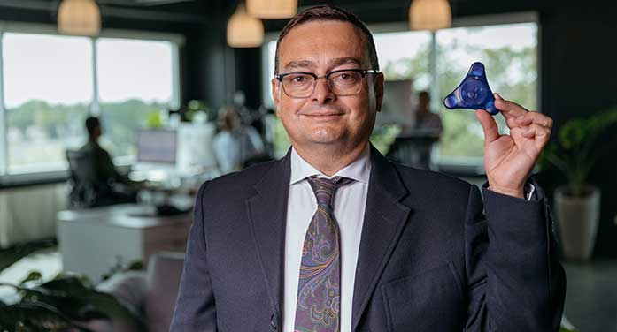 Giovanni Ferrara professor Pulmonary Medicine monitoring technology, respiratory, patients