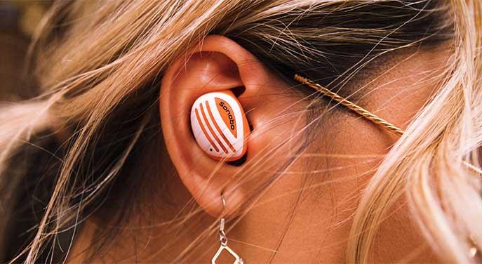 Sonobo earbuds