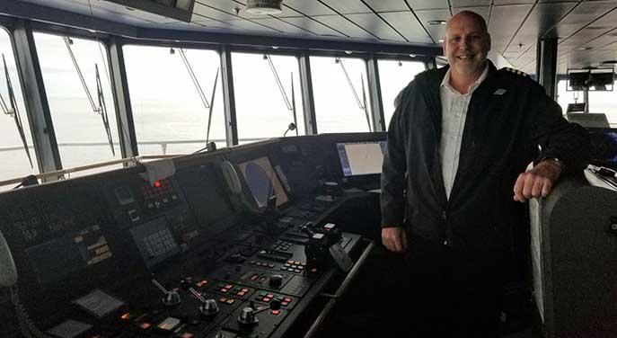 Captain Stan Peet
