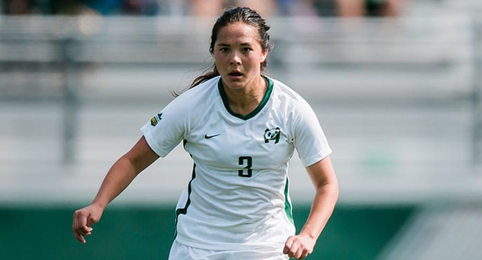 Kiera Fujimoto soccer, panda