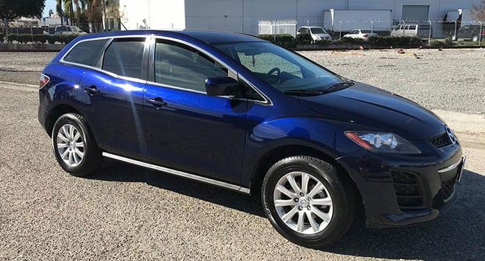 2011 Mazda cx 7
