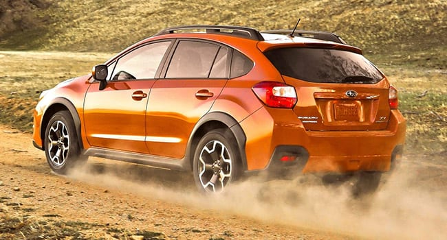 Subaru Crosstrek 2014 used car