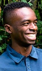 Science grad Tom Ndekezi