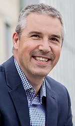 Public health professor Dean Eurich