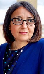 U of A professor and poet Iman Mersal