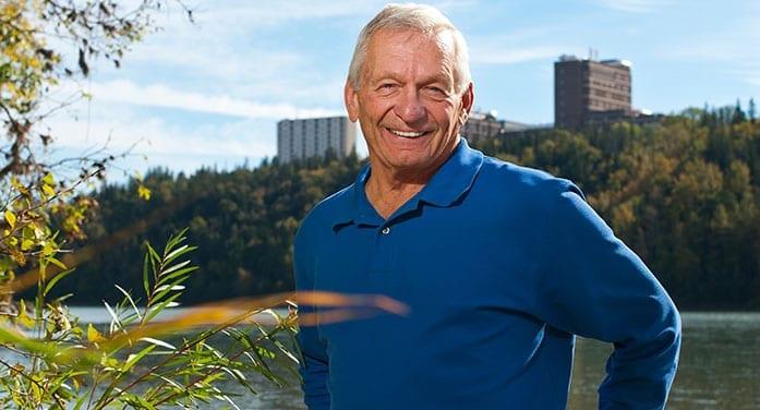 ecology professor emeritus David Schindler