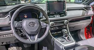 Toyota RAV4 Prime Interior