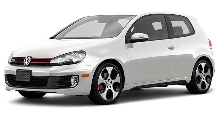 Volkswagen GTi Golf 2011