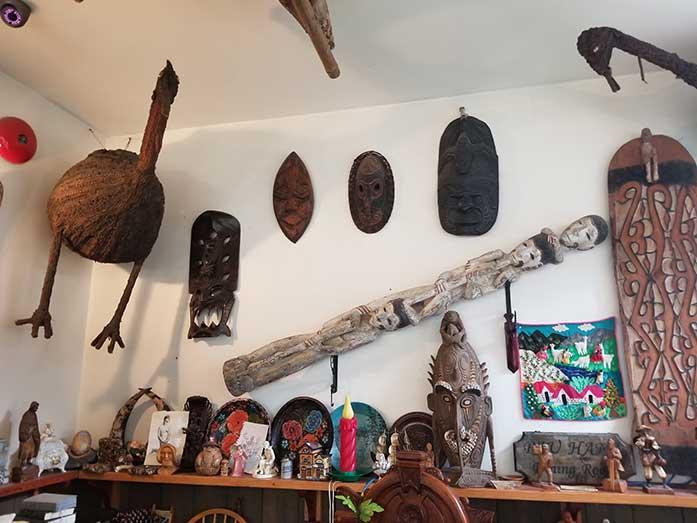 Hotel Ymir artifacts