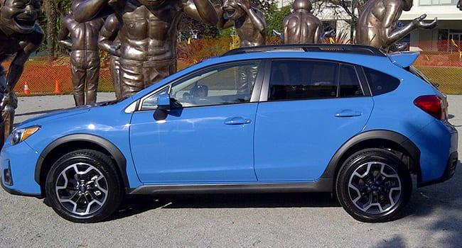 Crosstrek 2016 used car